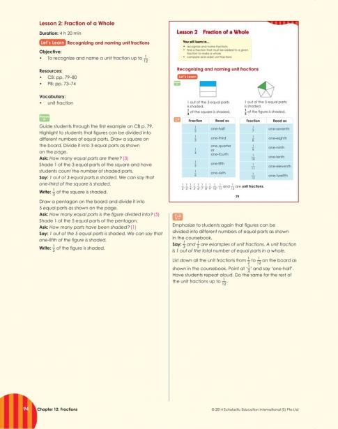 Teacher's Guide 2B