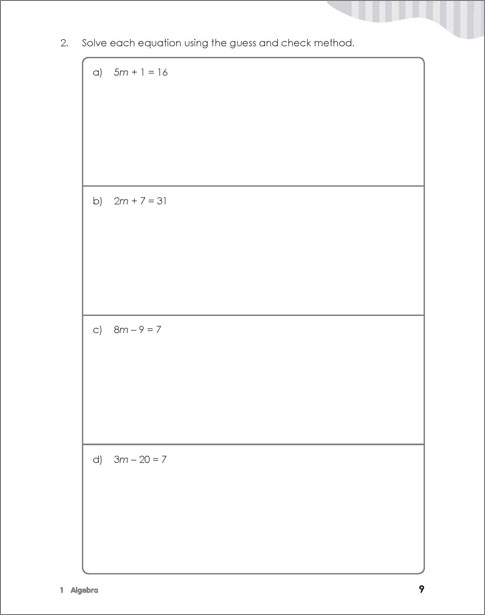 Practice Book 6A