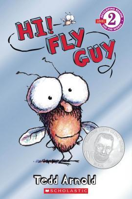 Schol Rdr Lvl 2: Hi! Fly Guy