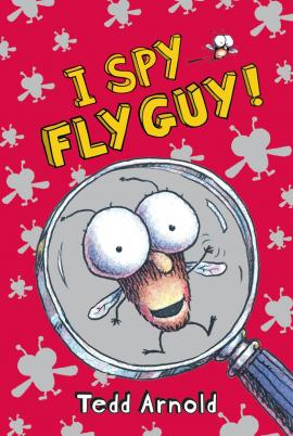 Fly Guy #7: I Spy Fly Guy