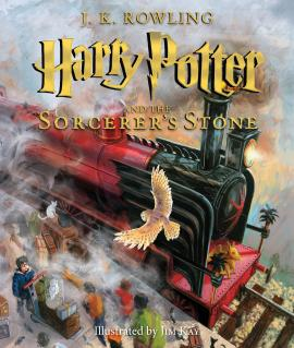 The Harry Potter And The Sorcerer'S Stone Illustrated Edition
