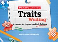 Traits Writing Brochure