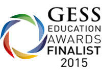 GESSAwards 2015 FINALIST