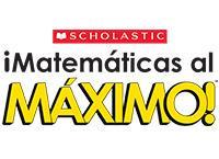 Scholastic Matematicas al Maximo