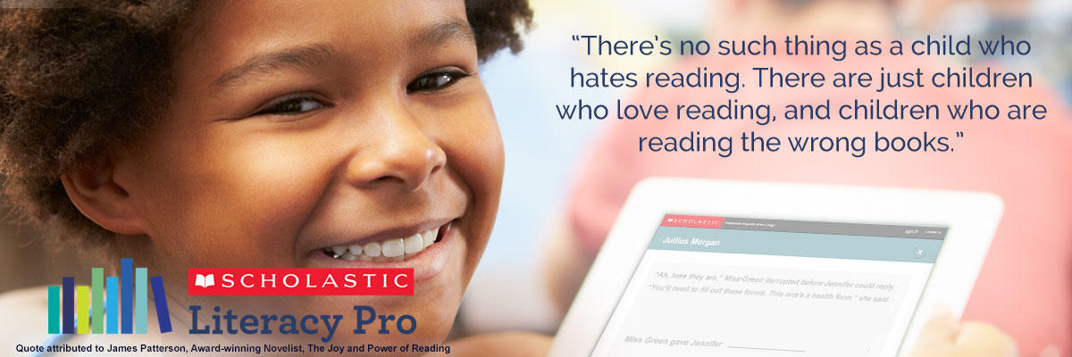 Literacy Pro - Sign up for the free webinar!