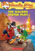 Geronimo Stilton #55: The Golden Statue Plot