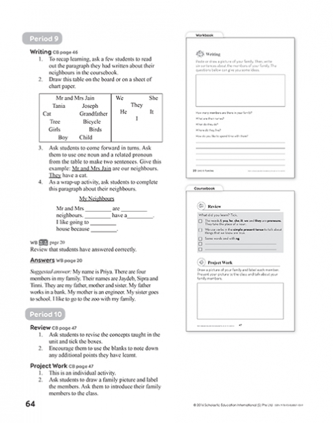 Teacher's Manual 1