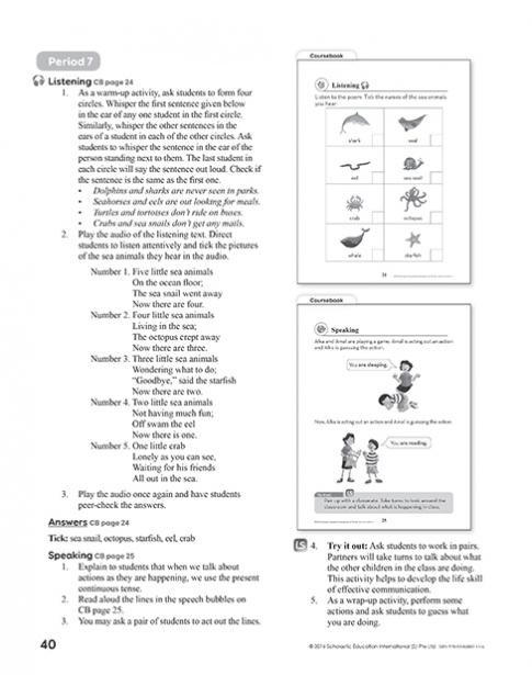 Teacher's Manual 2