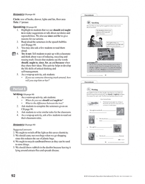 Teacher's Manual 3