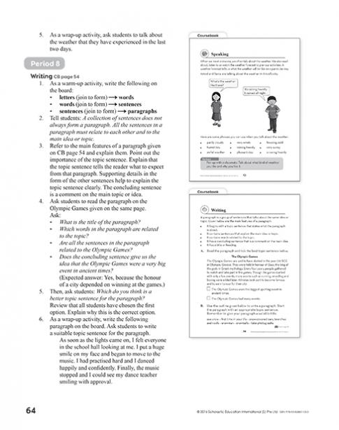 Teacher's Manual 4
