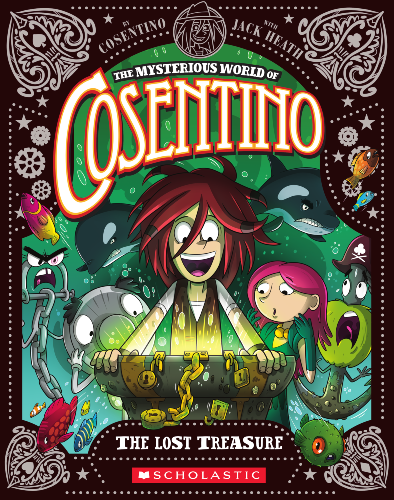 The Mysterious World of Cosentino #3: The Lost Treasure