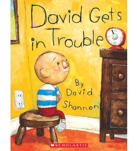 David Gets In Trouble
