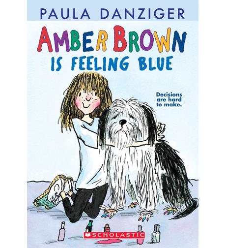 Amber Brown #6: Amber Brown Is Feeling Blue