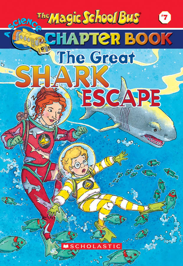 The Magic School Bus: The Great Shark Escape