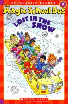Magic School Bus: Lost In The Snow (Level - 2)
