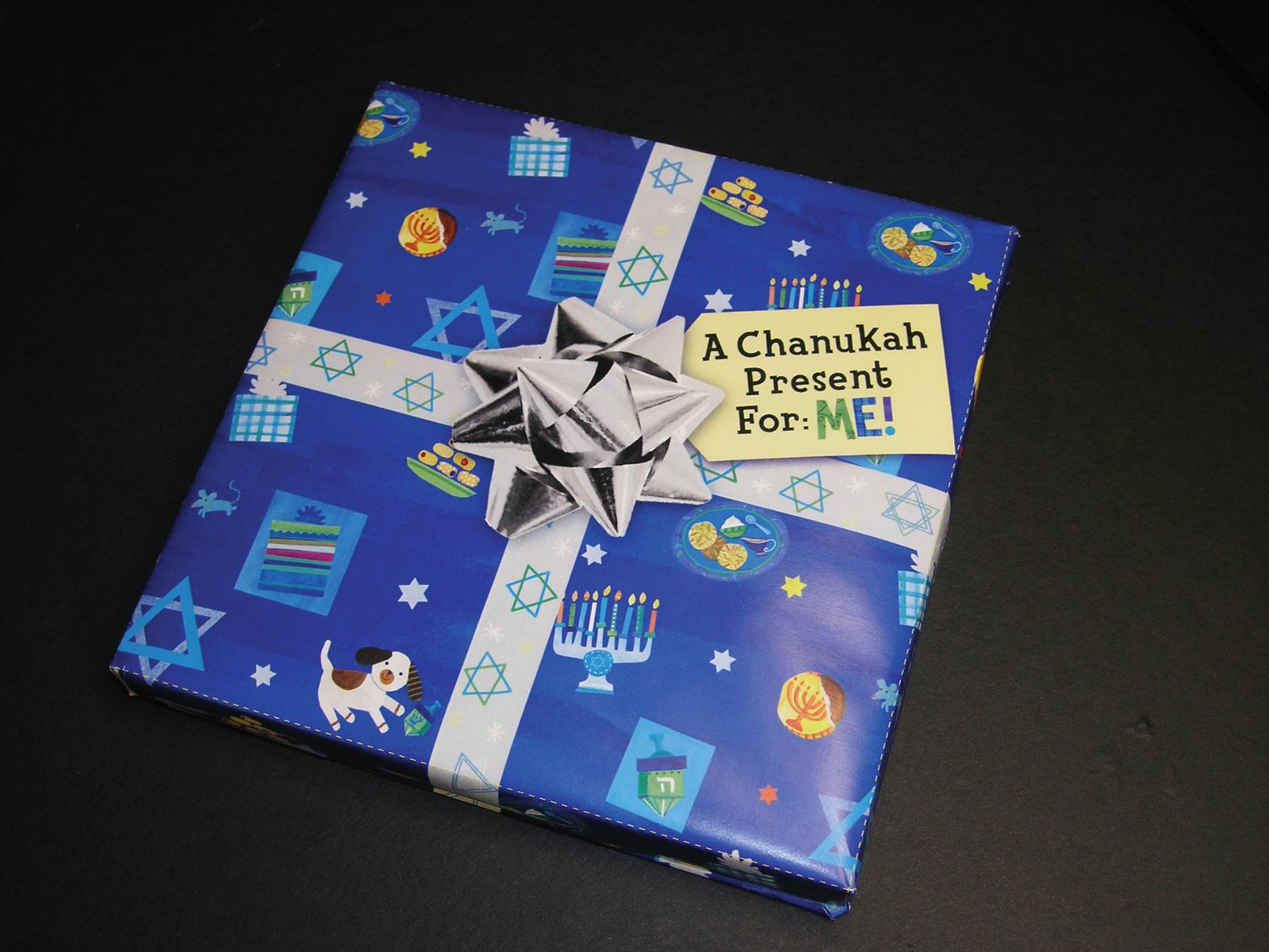A Chanukah Present For: Me!