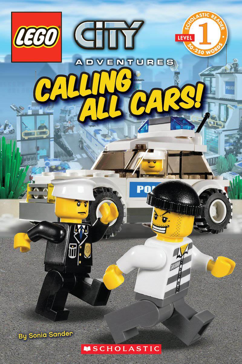 Lego City: Calling All Cars! (Level 1)