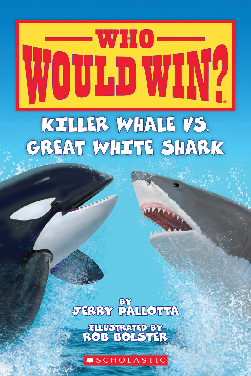 Who Would Win?: Killer Whale Vs. Great White Shark