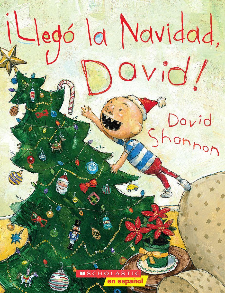 Â¡Llegã³ La Navidad, David!