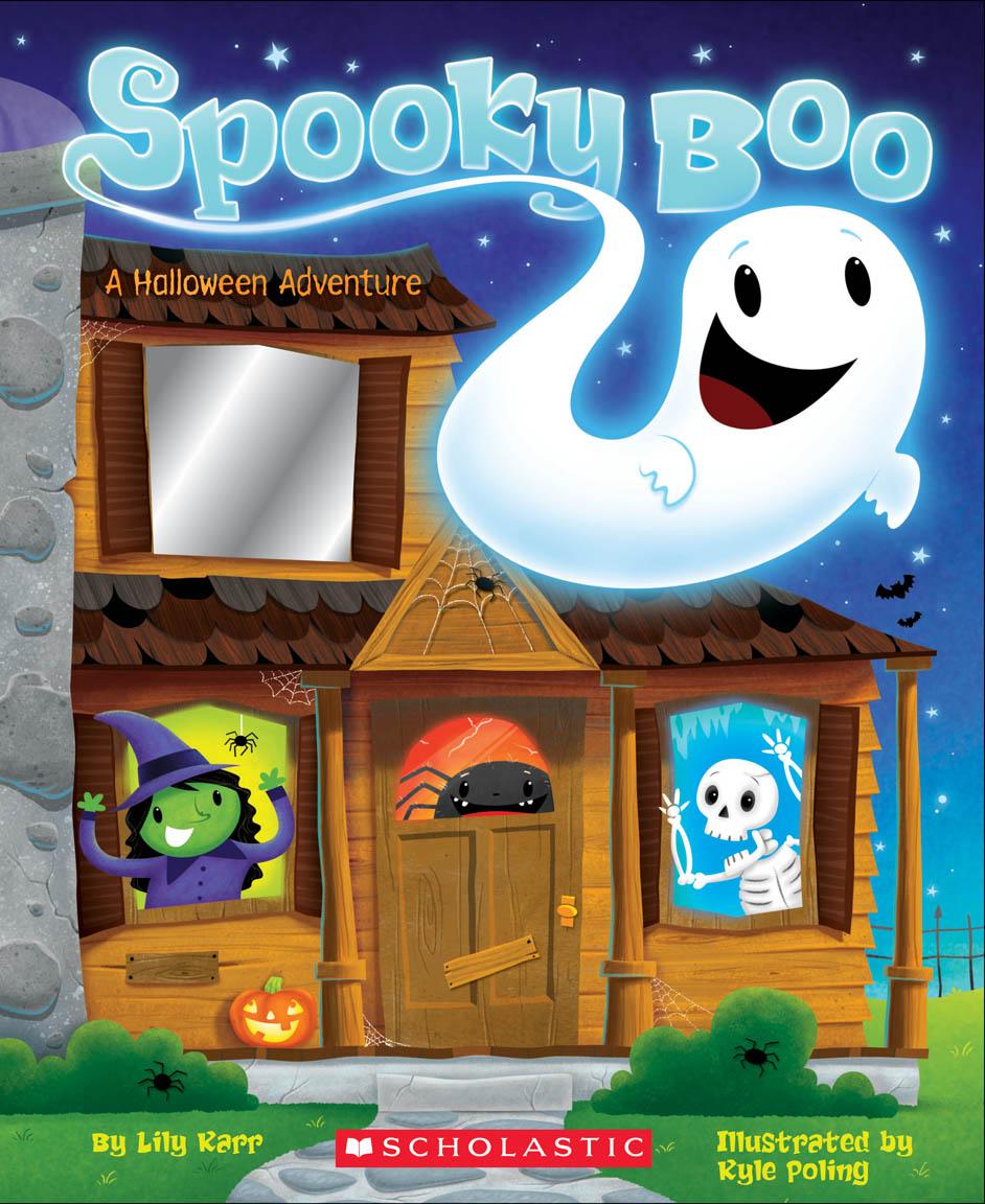 Spooky Boo! A Halloween Adventure