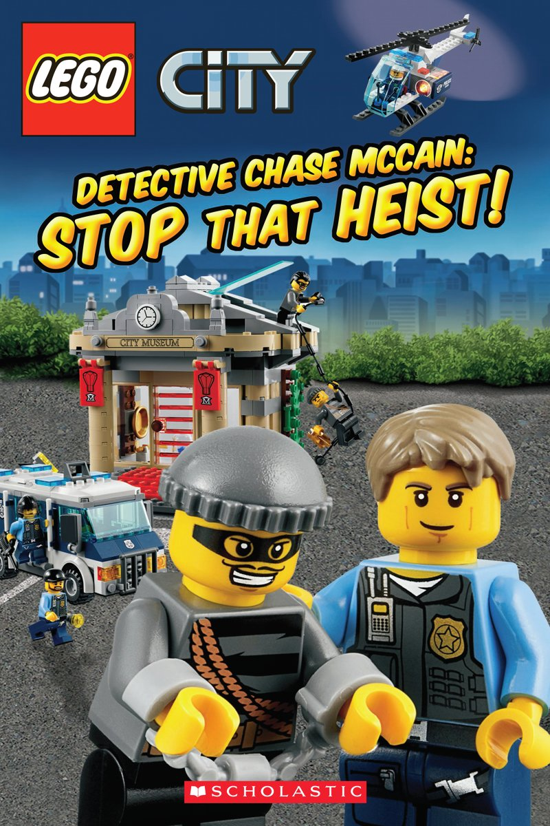 Legoâ® City: Detective Chase Mccain: Stop That Heist!