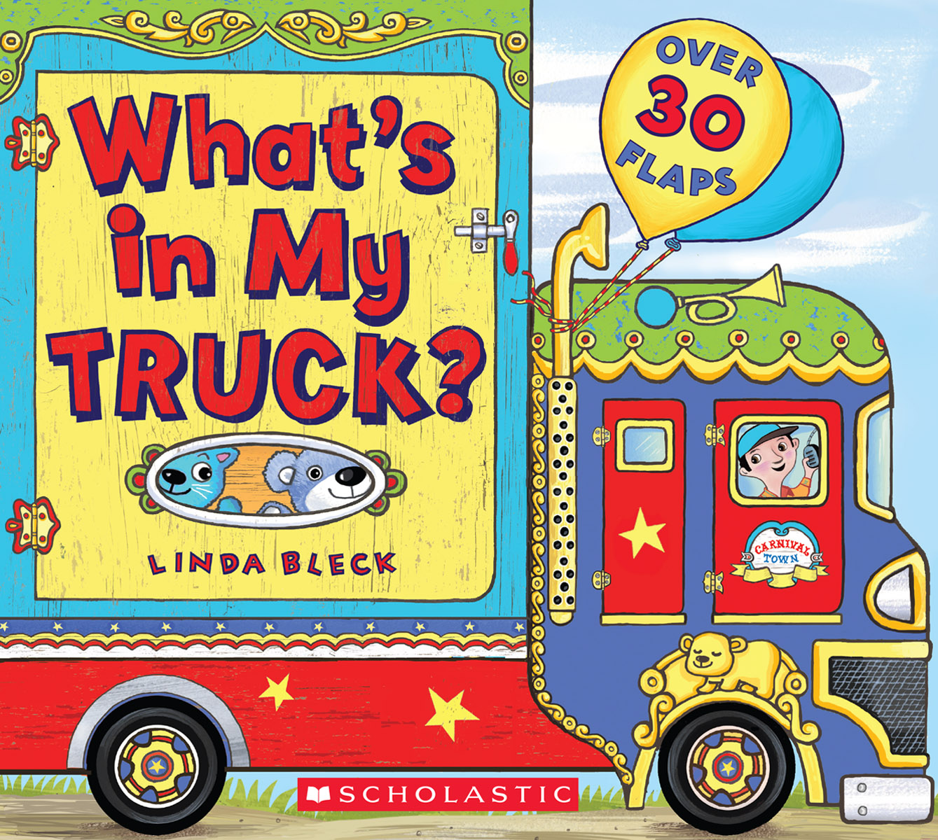 What'S In My Truck?