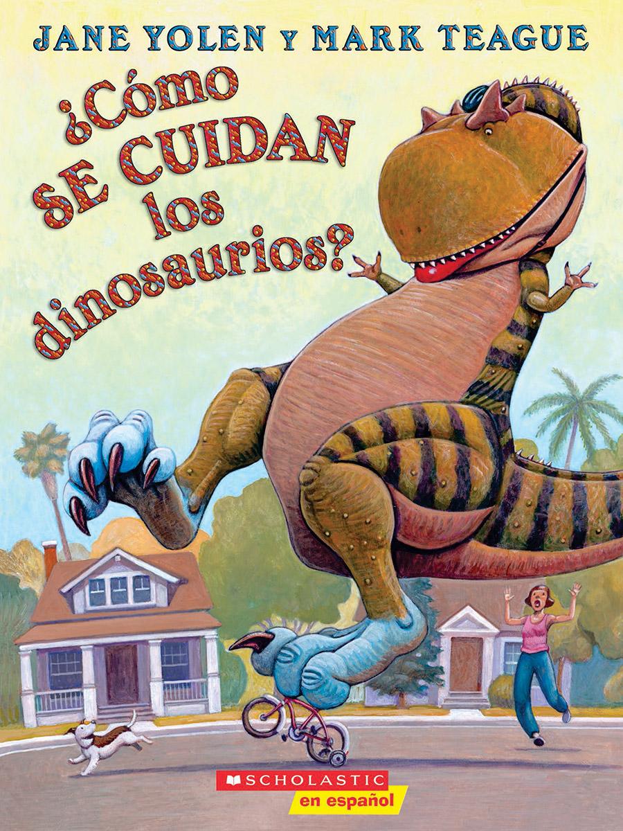 ¿Cómo Se Cuidan Los Dinosaurios?