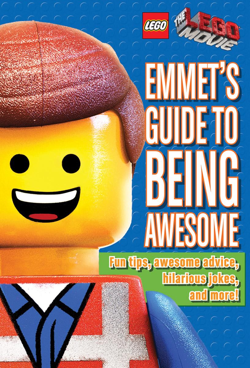 Lego The Lego Movie: Emmet'S Guide To Being Awesome