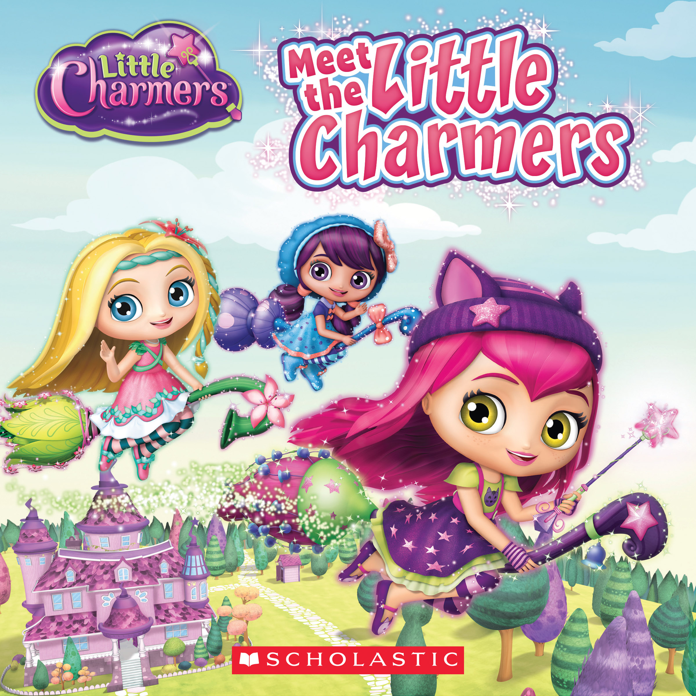 Little Charmers: Meet The Little Charmers