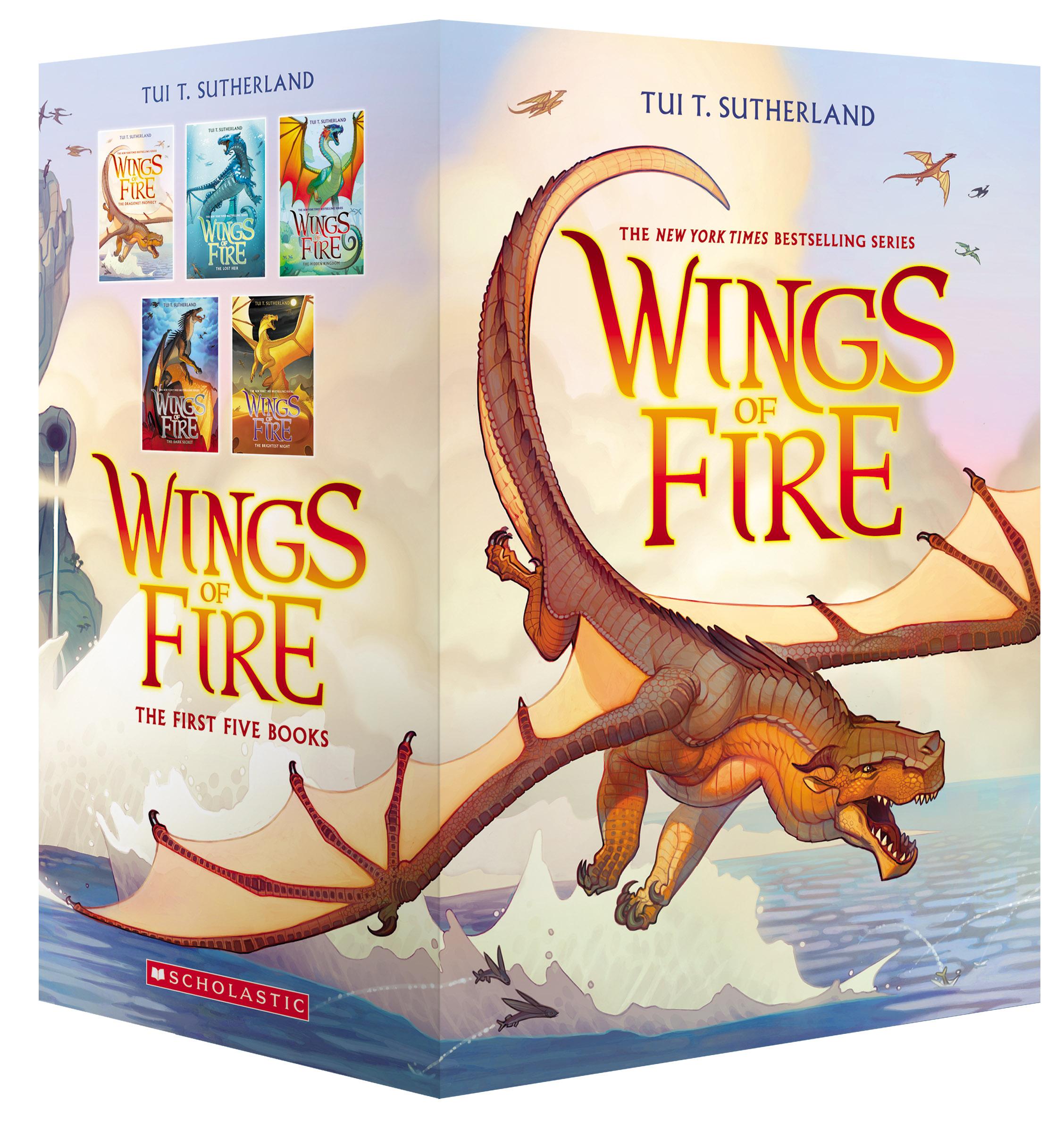 Wings Of Fire Boxset (Books 1 - 5)
