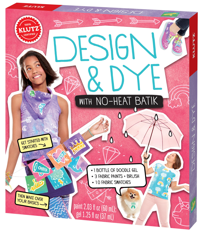 Design & Dye With No-Heat Batik