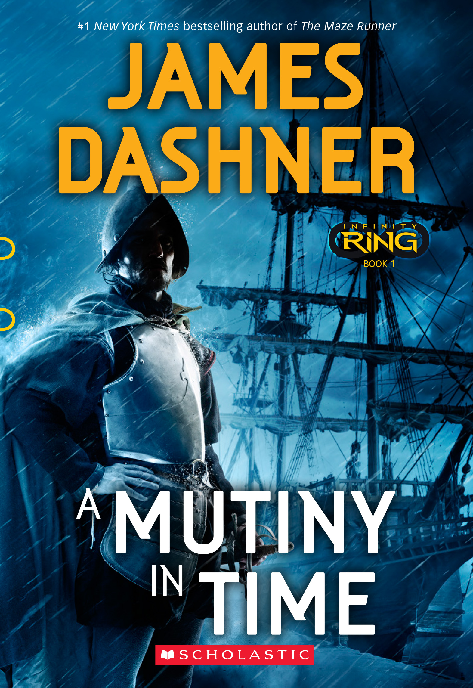 Mutiny In Time, A