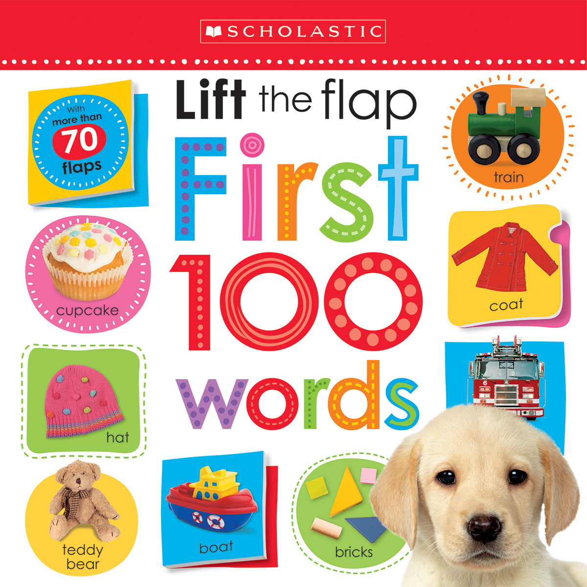 Lift The Flap First 100 Words