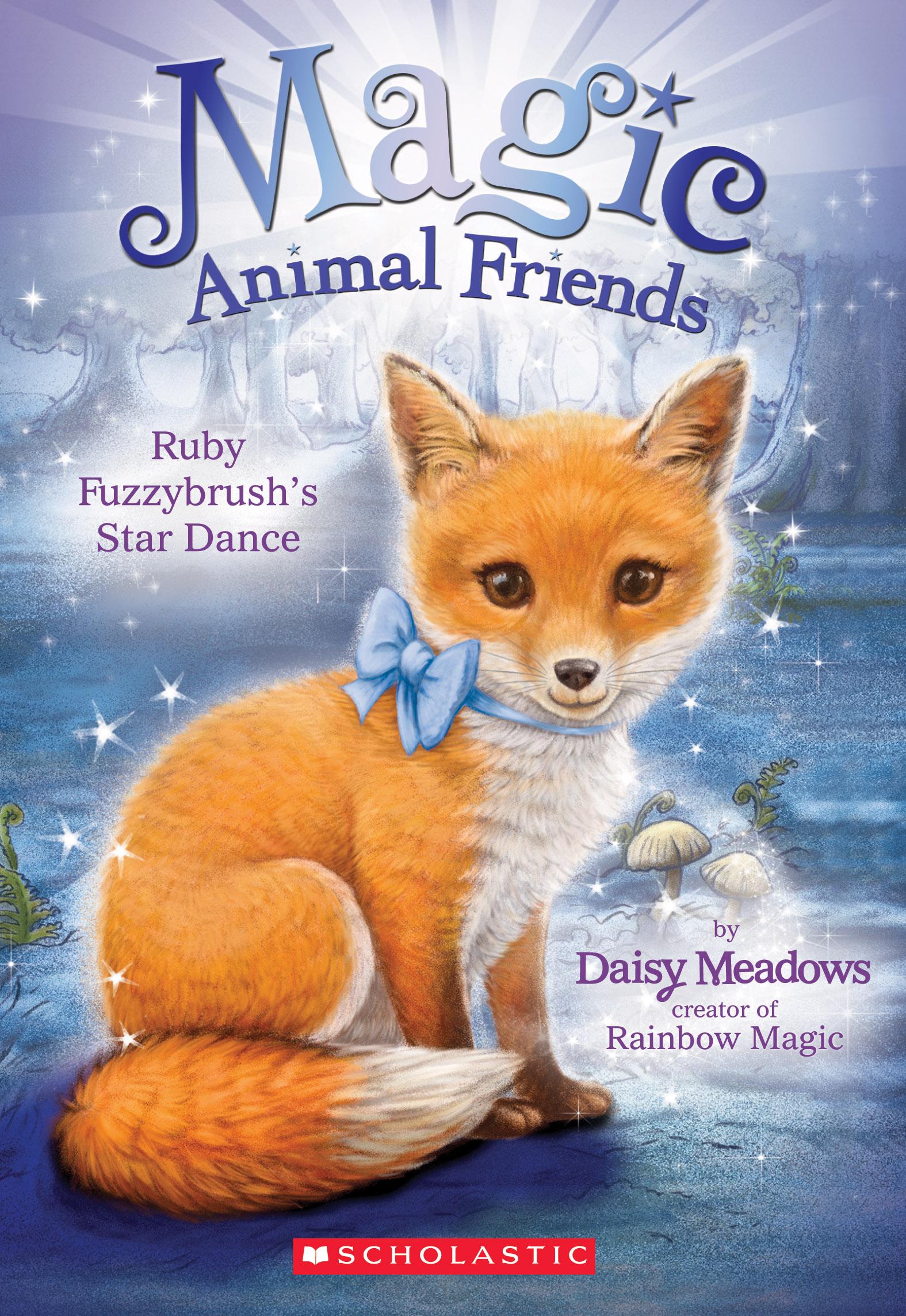 Ruby Fuzzybrush'S Star Dance