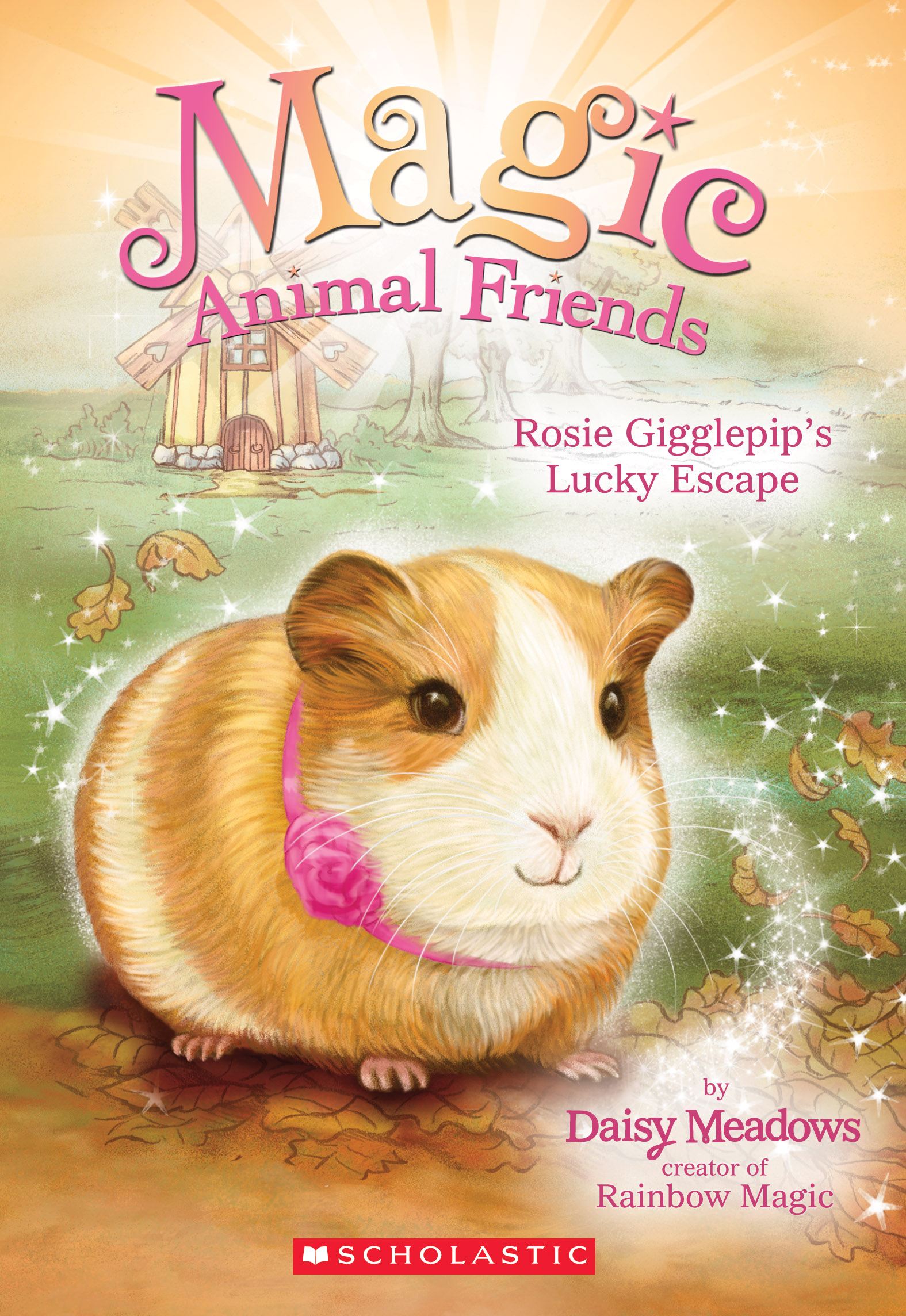 Rosie Gigglepip'S Lucky Escape