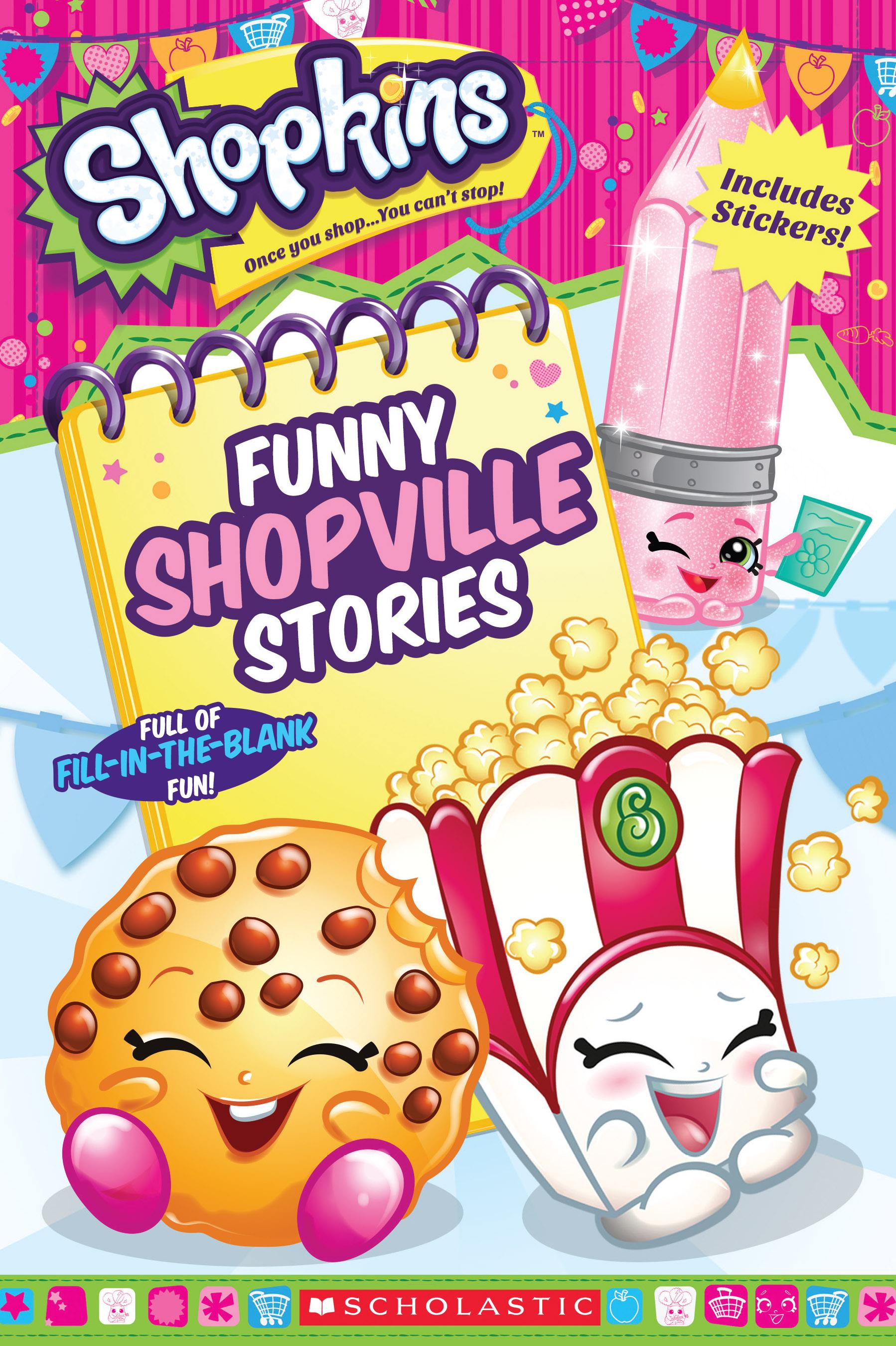 Funny Shopville Stories (Shopkins)
