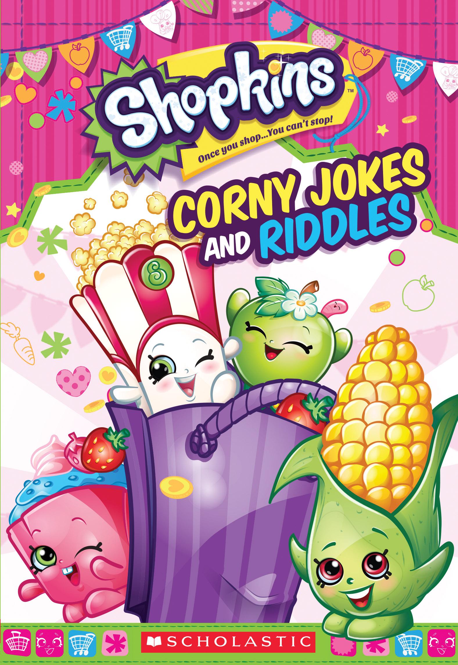 Shopkins: Corny Jokes And Riddles