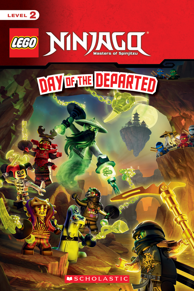 Day Of The Departed (Lego Ninjago: Reader)