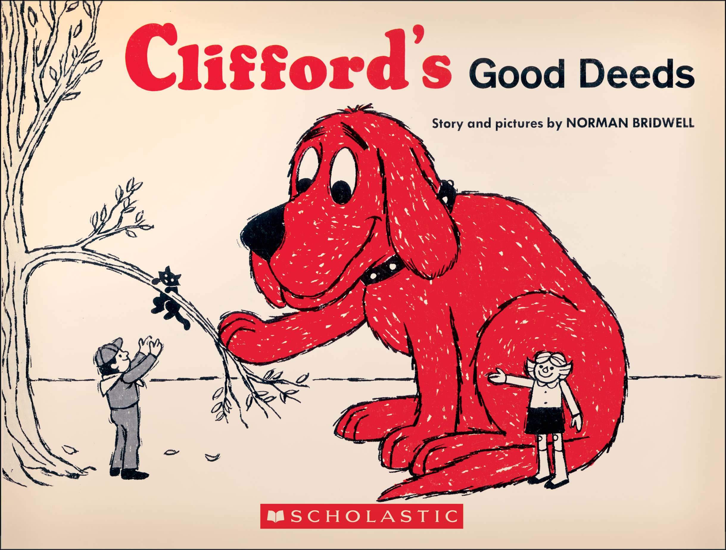 Clifford'S Good Deeds (Vintage Hardcover Edition)