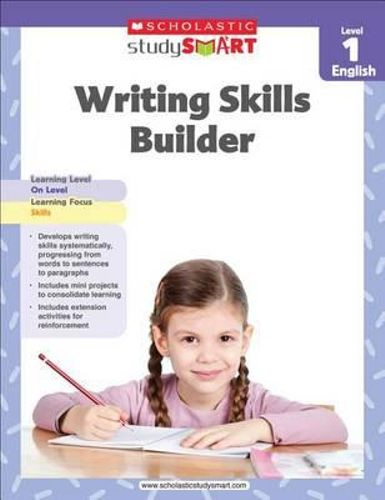 Scholastic Study Smart Writing Skills Builder 1