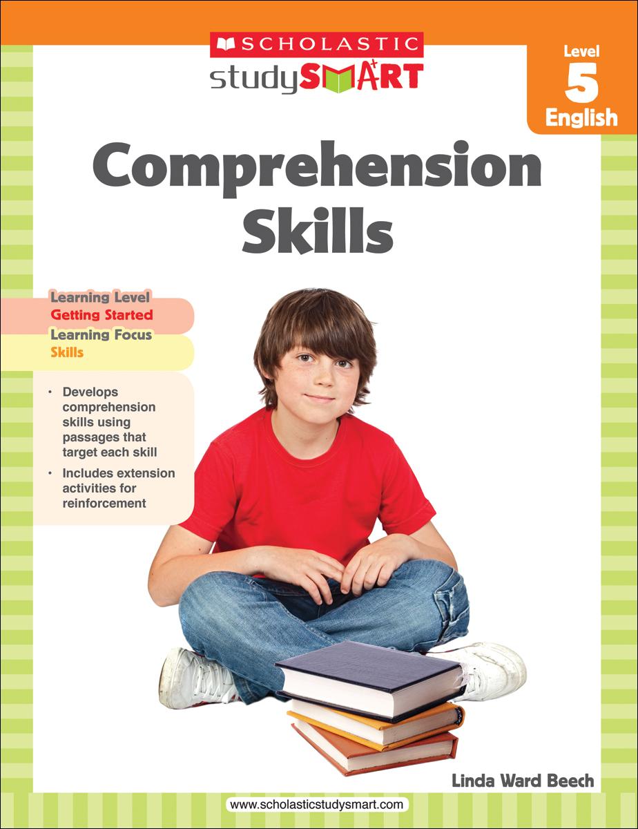 Scholastic Study Smart Comprehension Skills Level 5