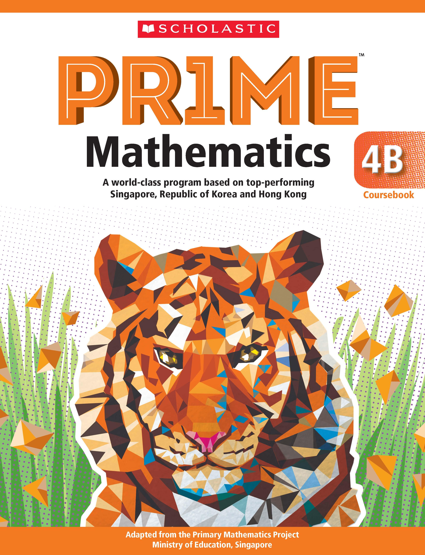 Prime Mathematics Coursebook 4B