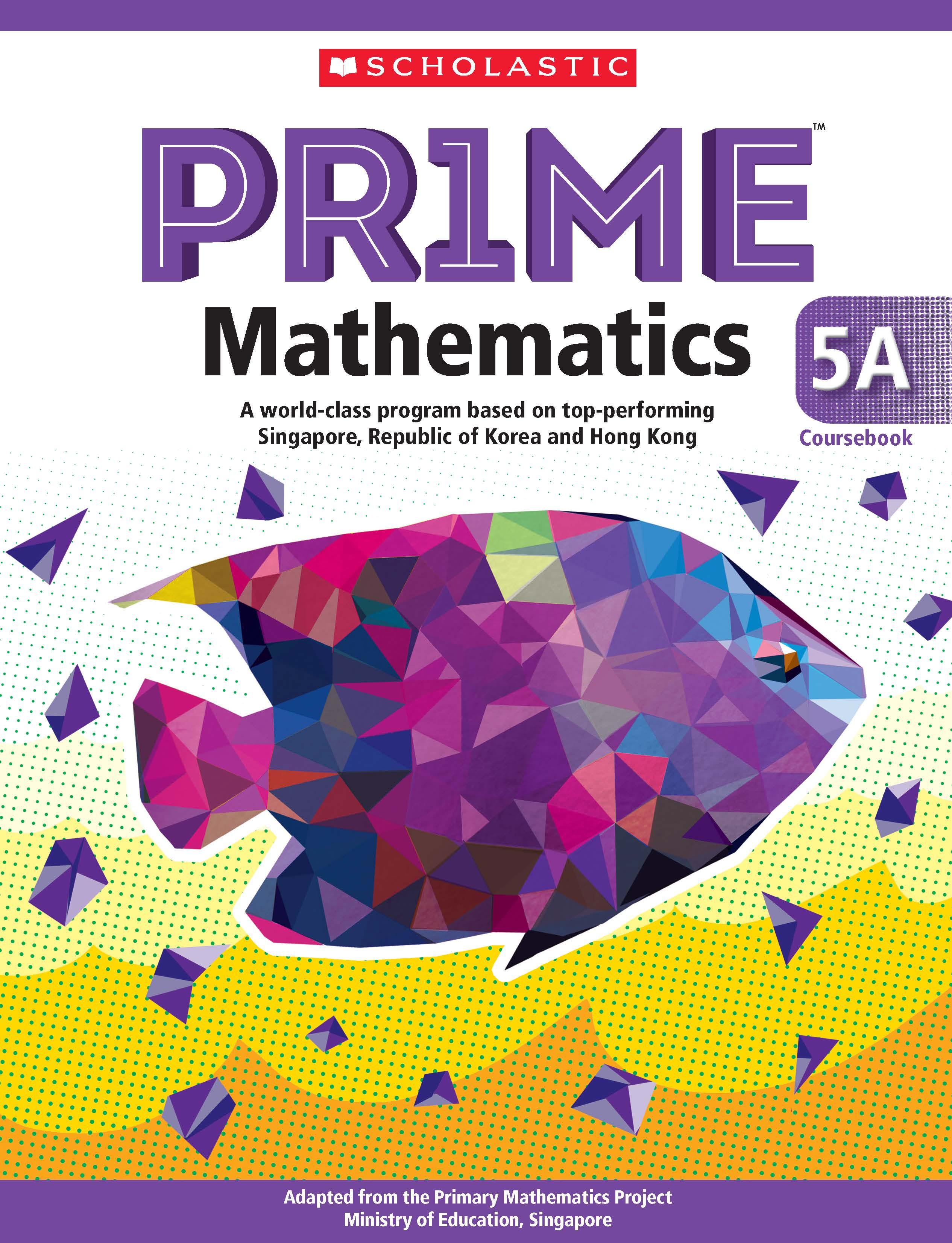 Prime Mathematics Coursebook 5A