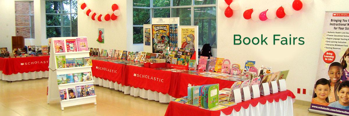 Book Fairs For Distributors