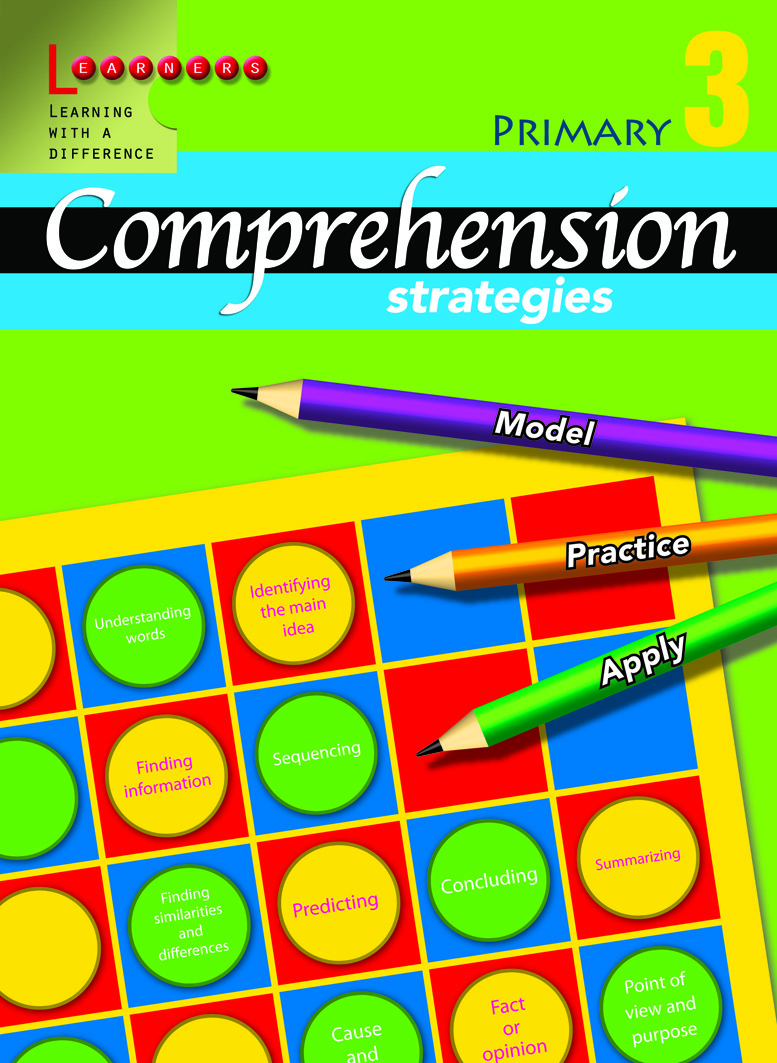 COMPREHENSION STRATEGIES WORKBOOK Level 3
