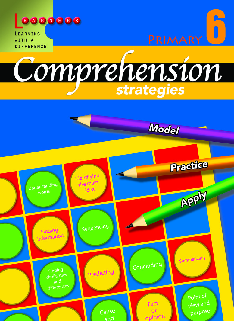 COMPREHENSION STRATEGIES WORKBOOK Level 6