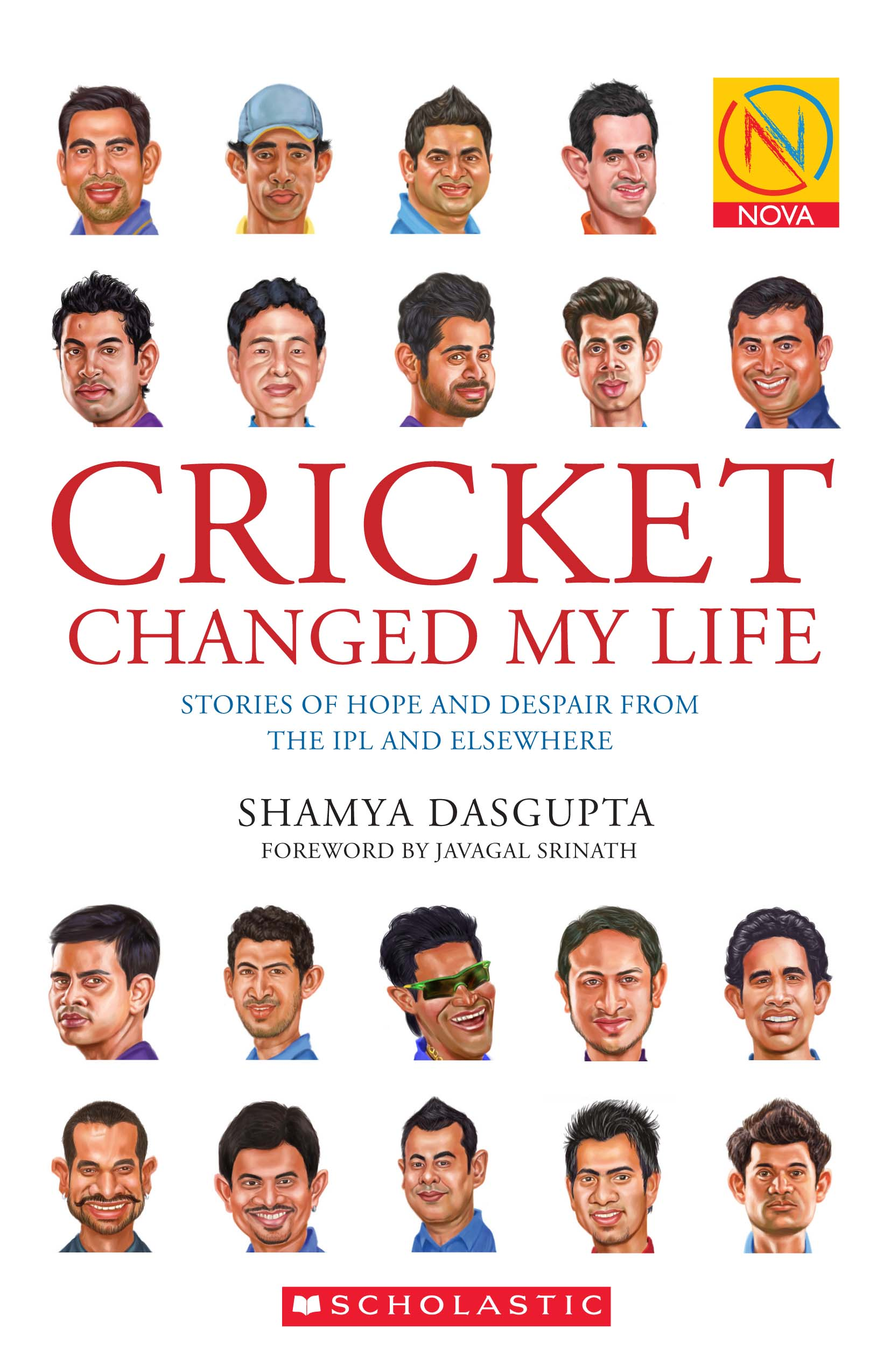 Cricket Changed My Life