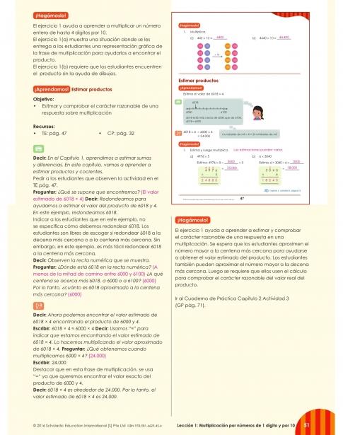 Guía del profesor 4