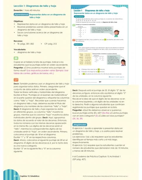 Guía del profesor 5