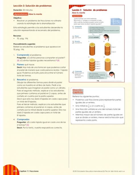 Guía del profesor 2